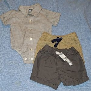 4/$24 - Bundle of Carter's Baby Clothes